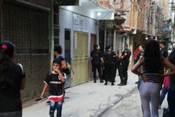 Aparecieron cadáveres descuartizados en Retiro