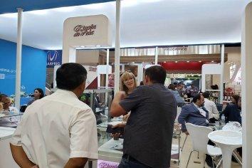Empresarios entrerrianos participaron de la feria Anufood Brasil