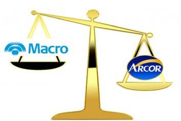 Arcor pierde mil millones y Banco Macro gana 15 mil millones de pesos
