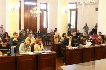 El Concejo Deliberante fue convocado a sesión para el próximo lunes
