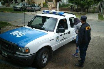 Allanamientos con detención