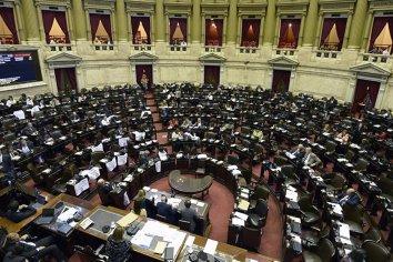 El jueves Diputados tratará el proyecto sobre jubilaciones de privilegio