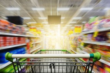 Carne, lácteos y panificados ya le ponen un piso de 4% a la inflación de marzo