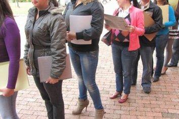 El desempleo subió al 9,1 por ciento y alcanza a 1,9 millones de personas