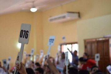 El congreso de Agmer resolverá si acata la decisión de jueza Pinto