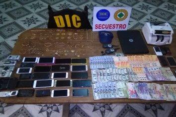 La Policía de Entre Ríos realizó allanamientos en Chaco y Corrientes