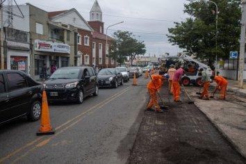 Se realizarán arreglos en Calle Cura Álvarez y otras arterias