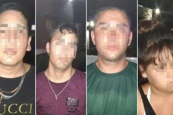 Cuatro borrachos golpearon y apuñalaron a un colectivero