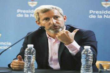 "Rogelio Frigerio confirmó que ""esta semana"" convocarán a Cristina Kirchner a la mesa de acuerdo político"