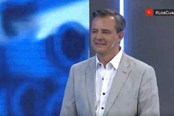 Adán Humberto Bahl en el programa ADN en C5N