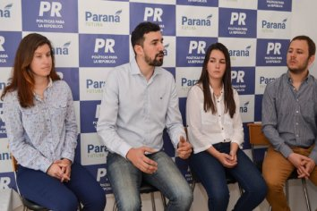 "Sánchez: ""Somos la alternativa para Paraná"""