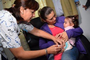 La provincia estableció la logística ante la próxima llegada de la vacuna antigripal