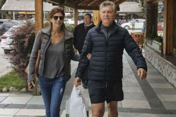 Macri viajó a Córdoba donde pasará Semana Santa junto a su familia