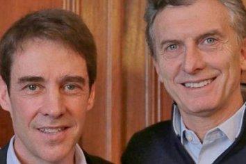 El candidato de Cambiemos en Ushuaia pasó un mal momento cuando le mencionaron a Macri