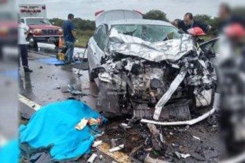 Fatal accidente en Santa Fé: 5 personas fallecieron