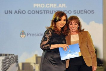 """Osuna: """"Es un espacio que construimos todos los compañeros para lograr que Cristina sea presidenta"""""""