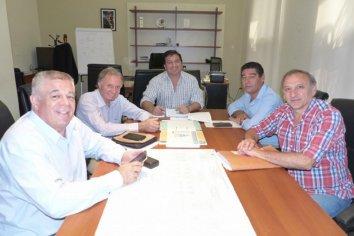 Construirán con fondos provinciales 20 viviendas en La Paz para trabajadores mercantiles