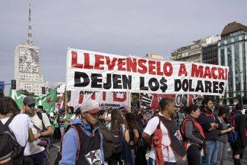 Descontento argentino