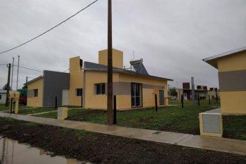 Se inauguran nuevas viviendas financiadas íntegramente por la provincia