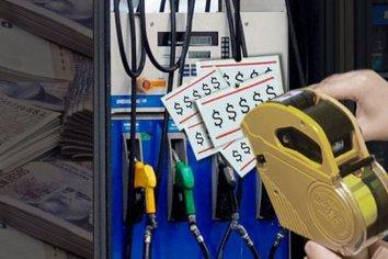 Piden congelamiento y pesificación de los combustibles