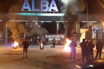 Alba despidió a 30 trabajadores: denuncian que quiere precarizar al resto de sus empleados
