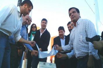 IAPV entregó 20 viviendas para docentes de SADOP en Viale