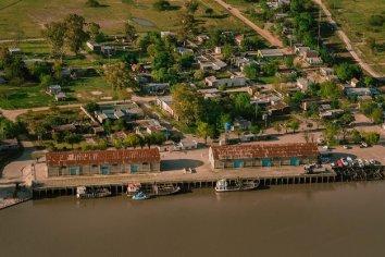 Bordet anunció la ampliación del crédito para terminar el camino a Puerto Ruiz