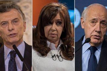 Si Lavagna es candidato, Cristina se impone en primera vuelta y no sería necesario el ballotage