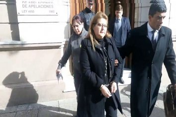 """""""Esperamos que le permitan volver a su domicilio"""", señaló el abogado de Bordeira"""