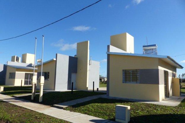 IAPV construirá  viviendas para cuatro familias en Estación Las Moscas
