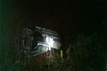 Joven conductora falleció tras chocar contra un camión