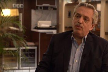 """Alberto Fernández: """"No hay nada más destructivo que el macrismo en el poder"""""""