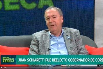 """Schiaretti insiste: """"Alternativa Federal va a tener fórmula propia"""""""