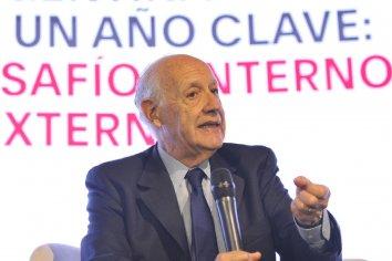 """Roberto Lavagna: """"Alternativa Federal es un capítulo cerrado"""""""