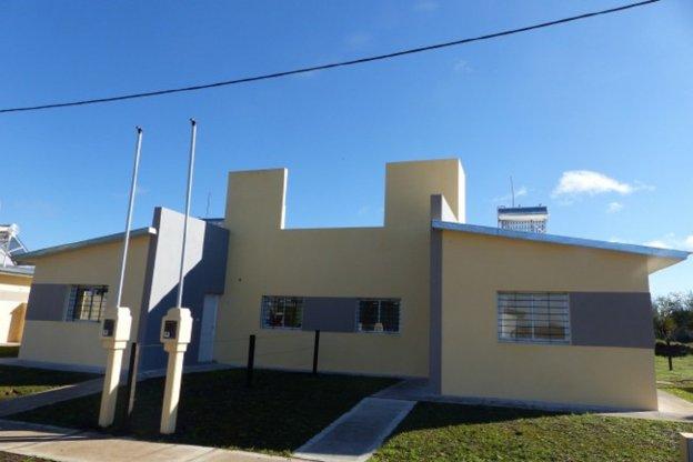 Nuevas viviendas se inauguran en Lucas González financiadas íntegramente por la provincia