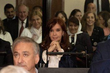 Los custodios de CFK: quiénes son los dirigentes que la ex presidenta pidió que estén a su lado en el juicio
