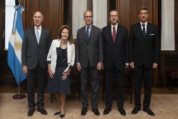 La Corte Suprema define este jueves quién será el sucesor de Rosenkrantz