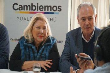 """Elisa Carrió apoyó a Benedetti: """"Es humilde, educado y trabajador"""""""