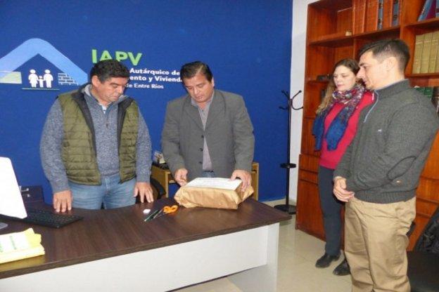 IAPV realizó la licitación para 37 viviendas para el departamento La Paz