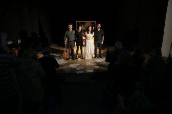 Más de 1500 personas ya disfrutaron del XXXV Encuentro Entrerriano de Teatro