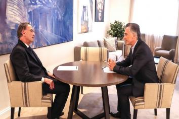 Macri evalúa un candidato a vicepresidente que aumente la base electoral de Cambiemos