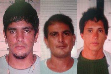Brutal triple homicidio en Bajada Grande