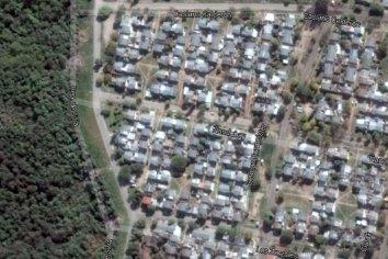 La policía realiza allanamientos Barrio Paraná XVI