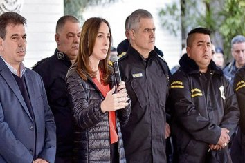 Las masacres de la gobernadora Vidal