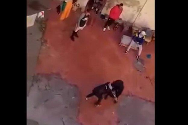 Cárcel de Gualeguaychú: filman pelea entre internos