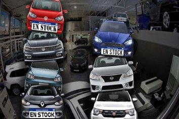 Cayó un 84% la producción de autos en mayo tras 60 días de inactividad