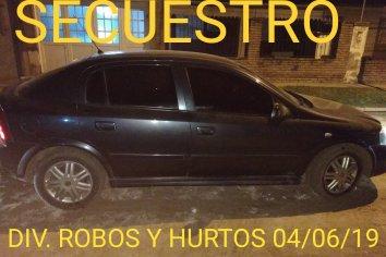 La Policía de Entre Ríos, a pedido de la Justicia Provincial, capturó un vehículo en la ciudad de Santa Fe
