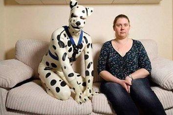 """Hombre que se cree un perro dálmata y pide ser reconocido como """"transespecie"""""""