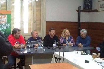 """Zampedri: """"Creemos que nuestro sindicato a nivel provincia es el más fuerte"""""""