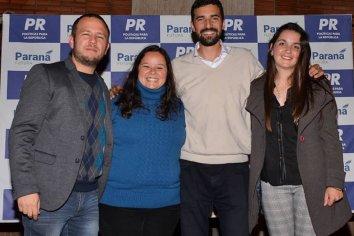 Paraná Futura alcanzó dos escaños en el Concejo Deliberante